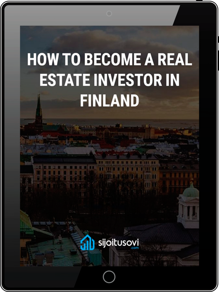 How to become a real estate investor in Finland