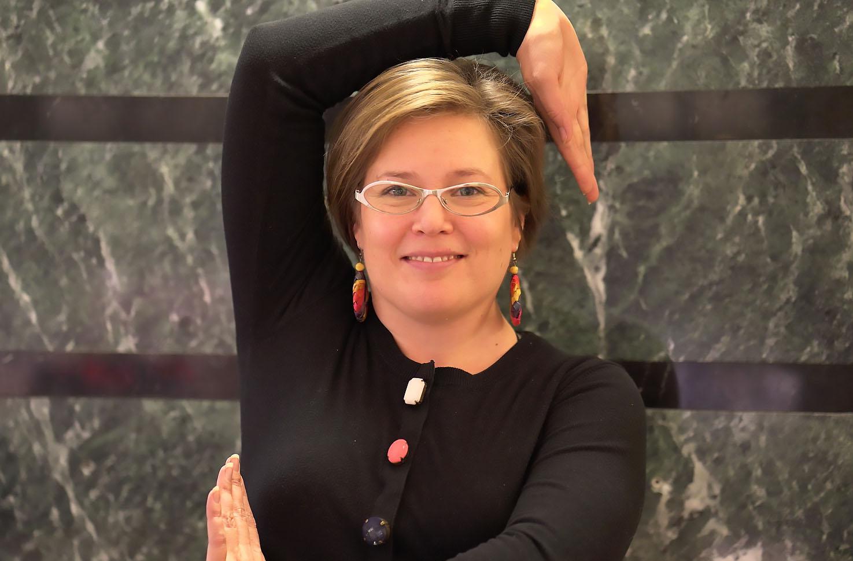 Asuntosijoittaja Jenni Witikkala